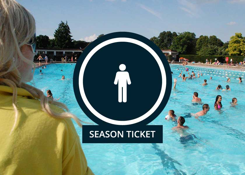 Adult Season Ticket
