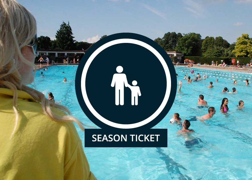 Adult & Child Season Ticket