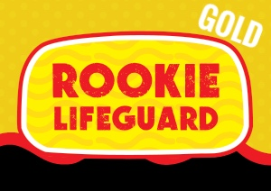Gold Award: Rookie Lifeguard