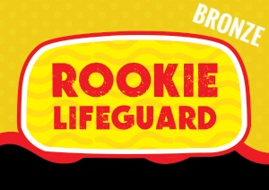 Bronze Award: Rookie Lifeguard
