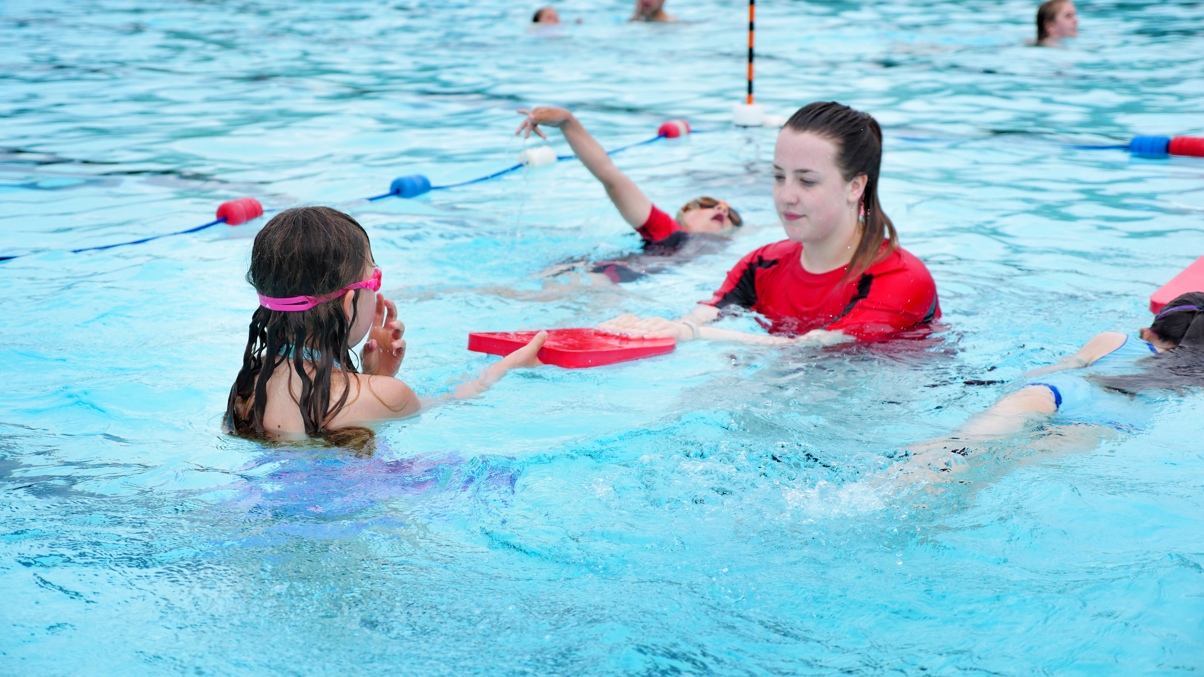 Swimmers Crash Course
