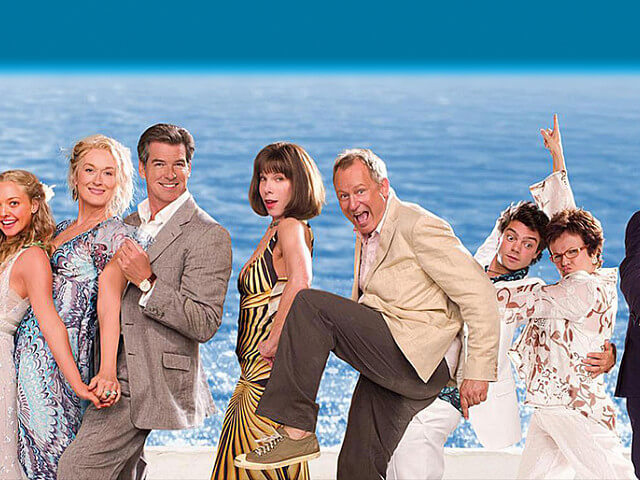 *SOLD OUT* OUTDOOR CINEMA: Mamma Mia (PG)