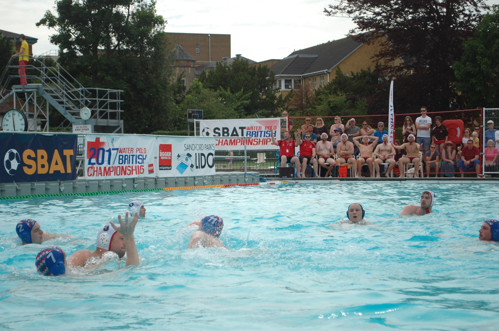 Sandford Parks Lido – Our role in the community